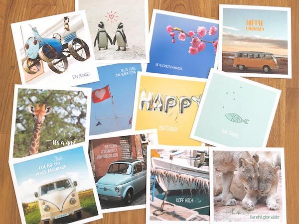 Buchhandlung Heymann baut eigenes Kartenprogramm