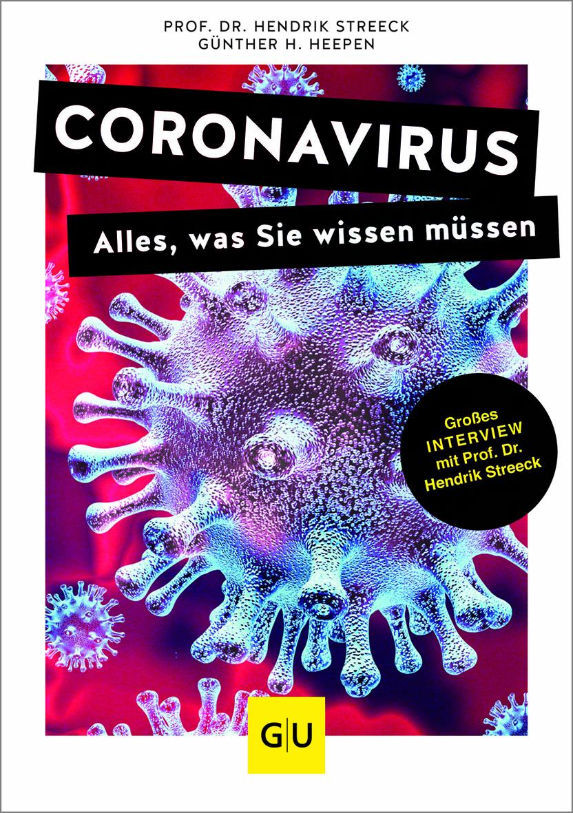 Coronavirus Vorhersage Buch
